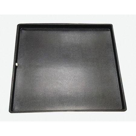 Plastic Condensate Drain Pan, 36x36
