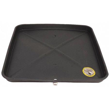 Plastic Condensate Drain Pan, 27x48