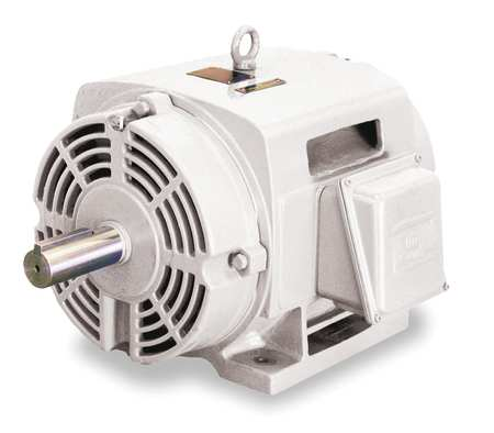 Oil Well Motor, 5 HP, 1135 RPM, 208-230/460