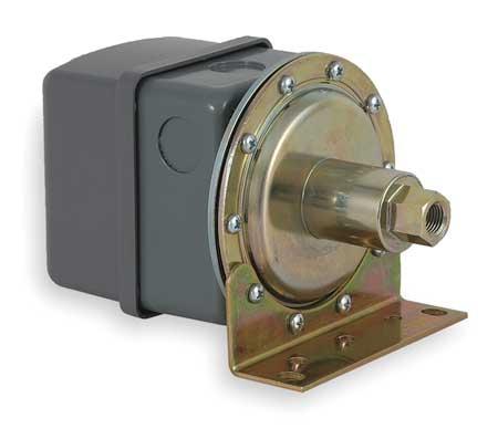 """Vacuum Swtch, DSDT, 16.5/25""""Hg, 1/4-18""""FNPS"""