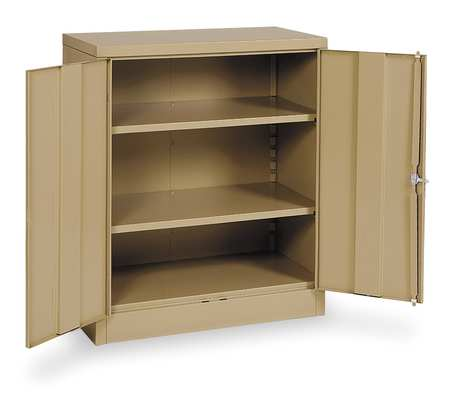 1UFD2 Storage Cabinet, Tan, 42 In H, 36 In W