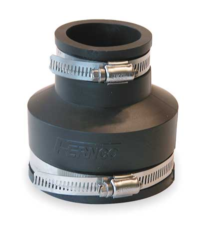 Flexible Coupling, For Pipe Size 3x1-1/2""