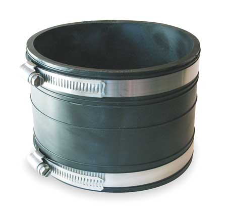 "Flexible Coupling, For Pipe Size 4"" x 4"""