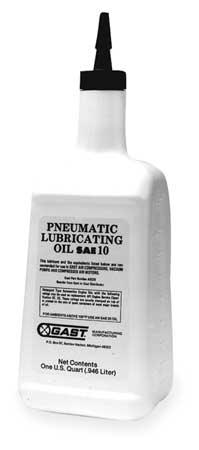 Lubricating Oil, 1 Quart, SAE 10