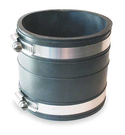 "Flexible Coupling, For Pipe Size 3"" x 3"""