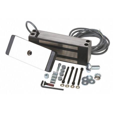 Electromagnetic Lock, 12/24 VDC, 1200 lbs