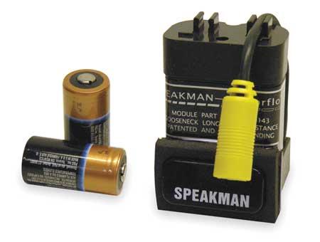 Module, Faucet, 6VDC, Includes Batteries