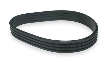 "2-2/3"" W x 103-3/4"" L Banded V-Belt 4 Ribs 4/B100"