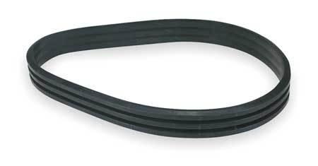 "2"" W x 108-3/4"" L Banded V-Belt 3 Ribs 3/B105"