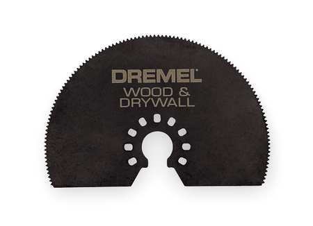 Flat Saw Blade, 3 In. Dia.