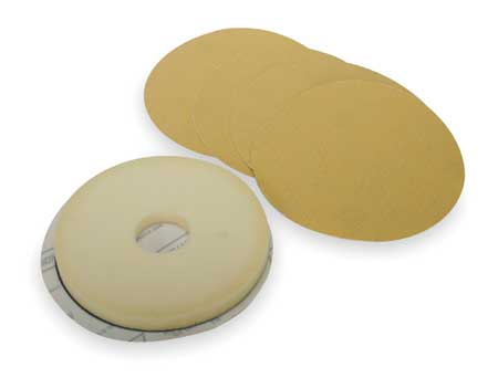 Disc Kit, 9 In, 120 Grit, Discs/Pad, PK5