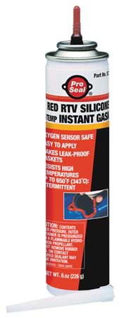 RTV Silicone Gasket Maker, 7.25 oz Can