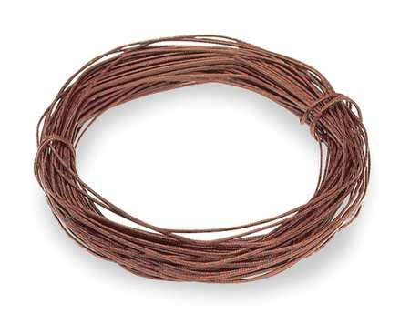 K Type Solid Wire, Length 100 Ft, Glass