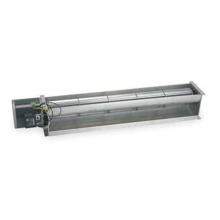 Blower, 381 cfm, 230V, 0.35A, 2680 rpm