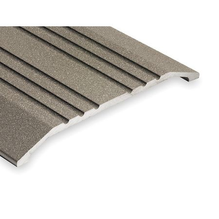 Saddle Threshold, Fluted Top, 3 ft.