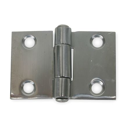 Hinge,   Surface Mount,  11/2 X 21/4 In