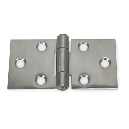 Hinge,   Surface Mount,  11/2 X 3 In