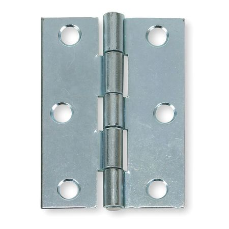 Hinge,   Non Template,  21/2 X 1 11/16 In