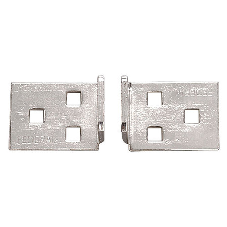 Hasp, 90 Angle, Zinc Plated, 5-3/16 In. L