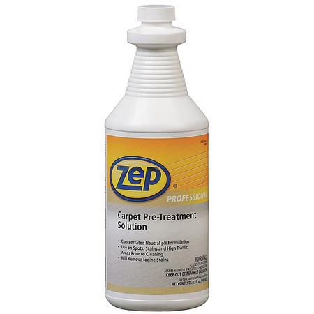 Carpet Pre Treatment, 32 oz., Butyl