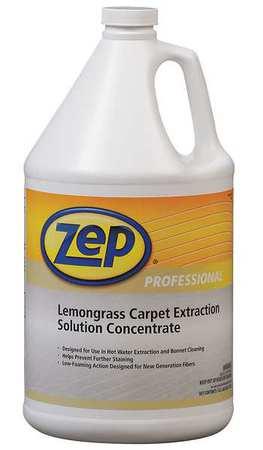 Carpet Extraction Cleaner, Lemongrass