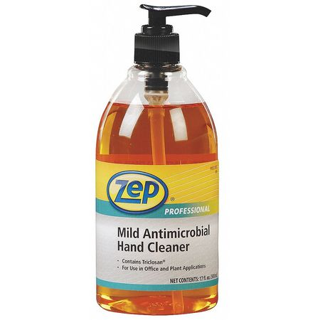 ZEP PROFESSIONAL 500 mL Fresh and Clean Antimicrobial Hand Cleaner