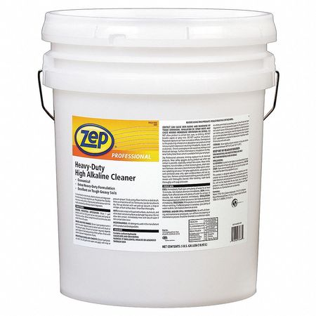 5 gal. Heavy Duty Cleaner Pail