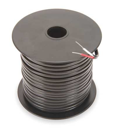 Thermocouple Ext Wire, JX, 20AWG, Sol, 250Ft