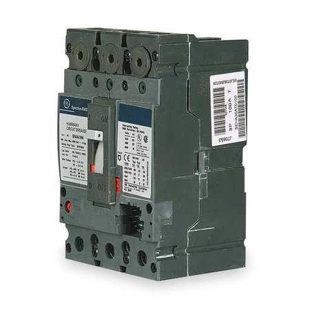 3P Molded Case Circuit Breaker 150A 600VAC