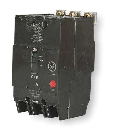 3P Standard Bolt On Circuit Breaker 60A 277/480VAC