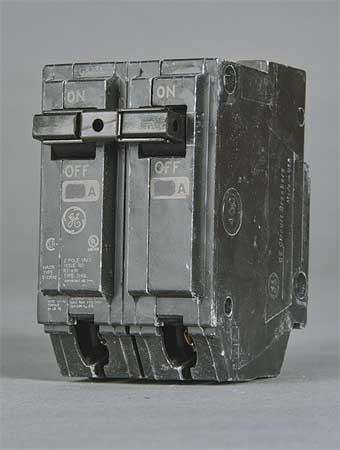 2P High Intensity Discharge Circuit Breaker 15A 120/240VAC
