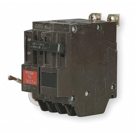2P GFCI Bolt On Circuit Breaker 30A 120/240VAC