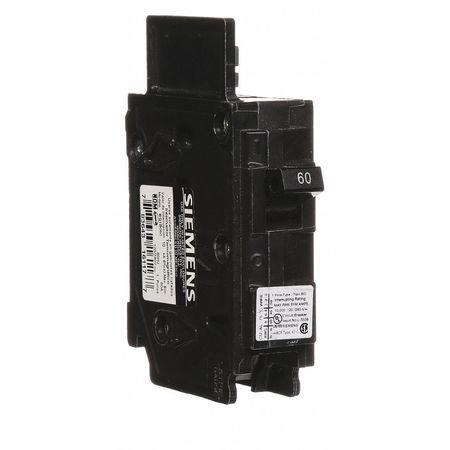 1P Standard Bolt On Circuit Breaker 60A 120/240VAC
