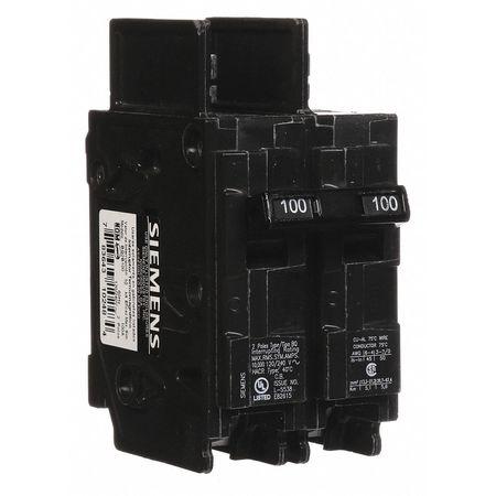 2P Standard Bolt On Circuit Breaker 100A 120/240VAC