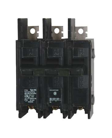 3P Standard Bolt On Circuit Breaker 30A 240VAC