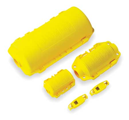 Lockout Kit, High Visibility Yellow