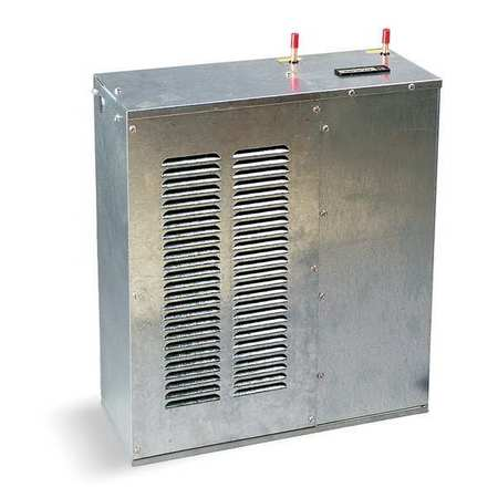 Remote Water Chiller, 10.0, 1/4 HP, 5.8, 2