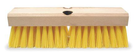Scrub Brush, Poly, Replacement Brush Head