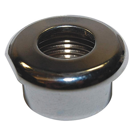Escutcheon Nut, Chrome Plated