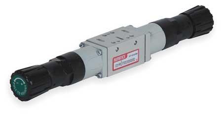 Sandwch Dual Air Regulator, 150 psi, 115F