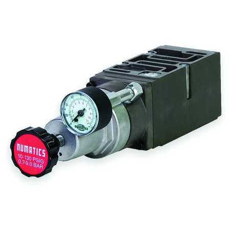Sandwich Single Air Regulator, 230 cfm