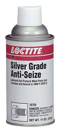 Anti-Seize, 12 oz Spray Can, Graphite