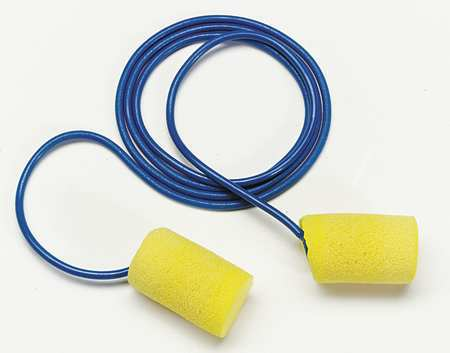 Ear Plugs, 29dB, Corded, Sml, PK200