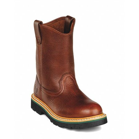 Wellington Boots, Pln, Youth, 1, Brown, PR