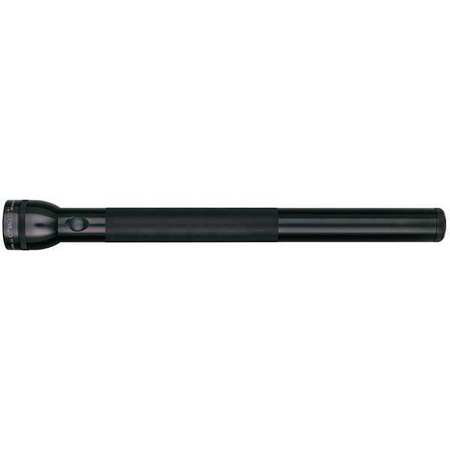 MAGLITE Xenon 136 Lumens  Black Handheld Flashlight