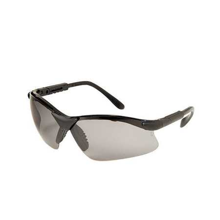 Radians Smoke Polarized Eyewear,  Wraparound