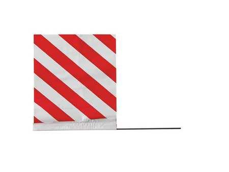 """Marker Flags,  18"""",  Vinyl,  Stripes"""