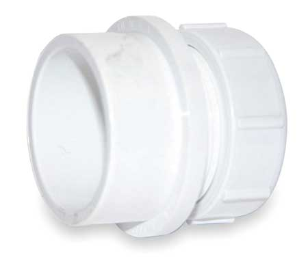"2"" Socket x Spigot PVC DWV Male Trap Adapter"