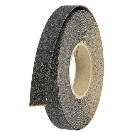 Anti-Slip Tape, Flat Black, 1 in x 60 ft.