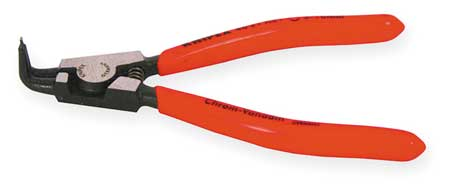 Retaining Ring Pliers, 0.046In Tip, 90 Deg